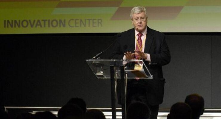 John Allan, Vorstand Finanzen und Global Business Service bei der Deutschen Post