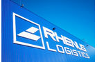 Jubiläum, Logistik-konzern – Rhenus, Logo