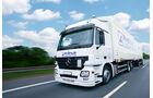 Jubiläum, Logistik-konzern – Rhenus, Mercedes