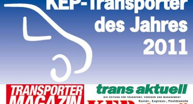KEP-Transporter des Jahres