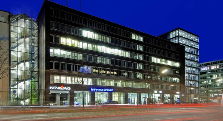 KRAVAG Zentrale Hamburg