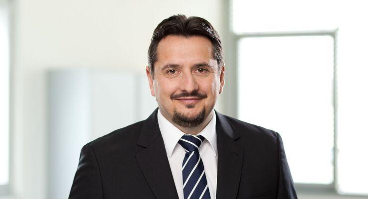 Kai Derda ist Deutschland-Chef von CHEP.