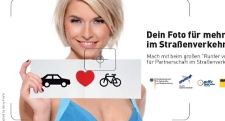 Kampagne zur Verkehrssicherheit geht an den Start