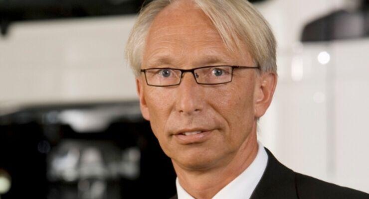Karl Viktor Schaller verlässt MAN