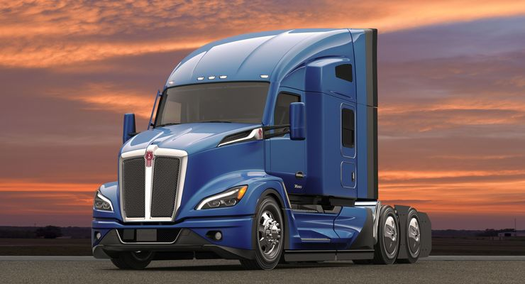 Kenworth T680 Next Gen