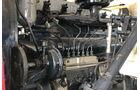 Kraftwerk: Der acht Liter große Sechszylinder leistet 120 PS.