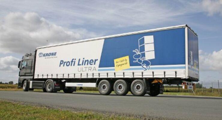 Krone bringt neuen Profi Liner Ultra