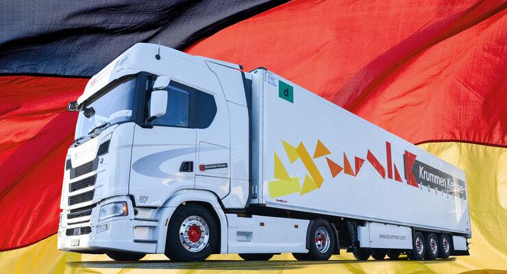 Krummen Kerzers expandiert in Deutschland