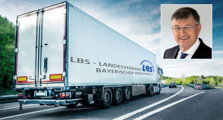 LBS-Präsident Henning Mack