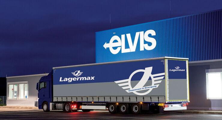 Lagermax neuer Partner der europŠischen Teilladungskooperation  E.L.V.I.S.