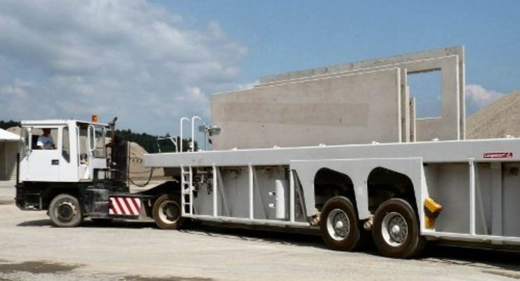 Langendorf präsentiert Innenlader SBH-I