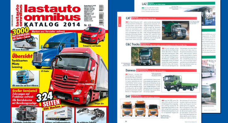 Lao Katalog 2014