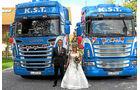 Leser und ihre Trucks, Bianca & Lukas Schmid