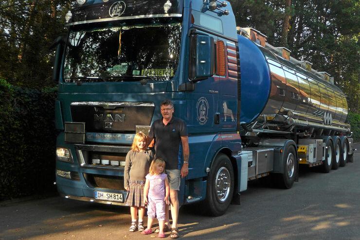 Leser und ihre Trucks, Dieter Van Anken