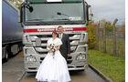 Leser und ihre Trucks, Kathrin & Michael Luck
