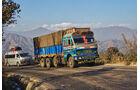 Lkw-Fahren in Nepal, Superstar