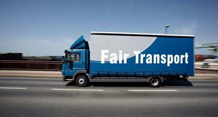Lkw, Fair Transport