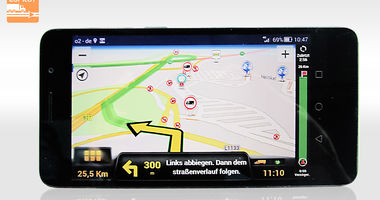 aponia truck gps navigation bitte wenden mit dem lkw. Black Bedroom Furniture Sets. Home Design Ideas