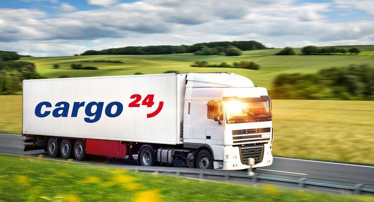 Lkw Stückgutkooperation Cargo24