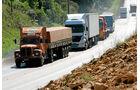 Lkw und Busse von MAN Latin America, brasilianischen Güterverkehr