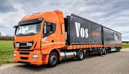 Lkw von Vos Logistics