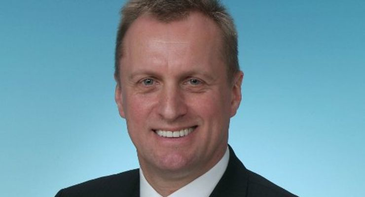 Lothar Holder ist Setra-Vertriebschef