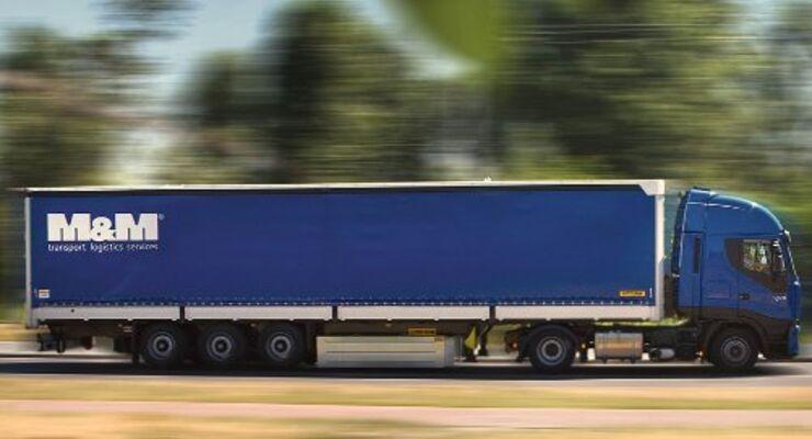 M&M gibt nationale Landverkehre ab
