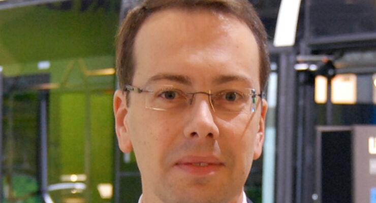 MAN: Krämer leitet Key Account Bus ÖPNV