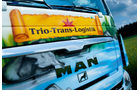 MAN TGX 540, Herpa, Trio, Trans, Logistik
