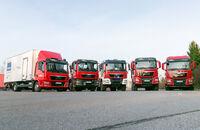 MAN Trucknology Days, Lkw