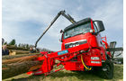 MAN Trucknology Days, TGS, Waldarbeiten