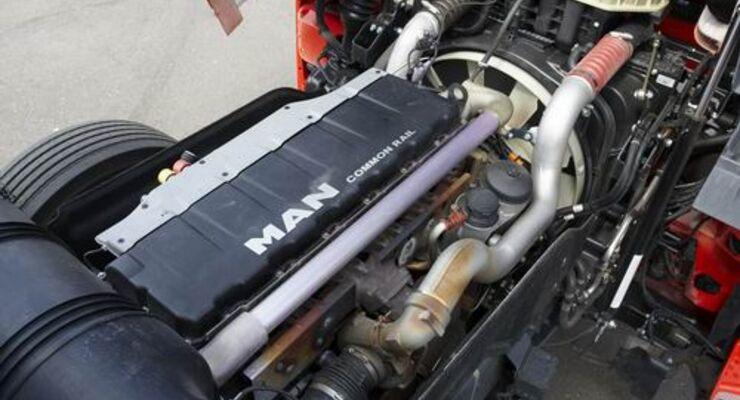 MAN investiert in umweltfreundliche Motoren
