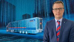 Marnix Lannoije, Geschäftsführer Cargobull Telematics