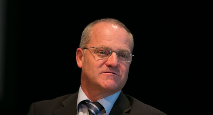 Martin Mederer, Fachgebietsleiter Knorr-Bremse, iTAP, Zukunftskongress 2013