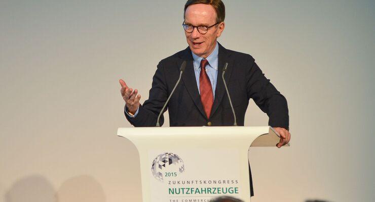 Mathias Wissman, Präsident der VDA