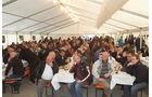 Mercedes Actros , 2400 Menschen, Festzelt