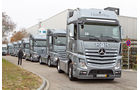 Mercedes Actros, 400 Trucks