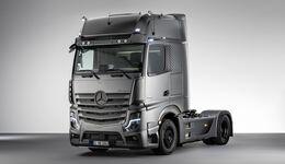 Mercedes Actros F und Actros Edition 2
