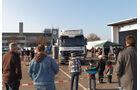 Mercedes Actros , Geschicklichkeitsparcours, Safety Truck
