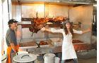 Mercedes Actros , Imbissbude, Mobile Küche