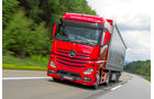 Mercedes Actros, Truck of Year