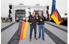 Mercedes Actros, Vertriebschef Thomas Witzel, Mercedes-Lkw-Chef Hubertus Troska