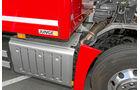 Mercedes Antos 2543, Oberklappe Abgasnachbehandlungssystem