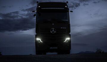 Mercedes-Benz Actros (2018)