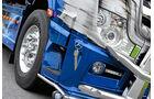 Mercedes-Benz Actros, Edelstahlzubehör