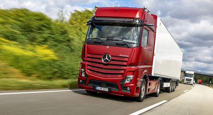Mercedes-Benz Actros Sonderheft