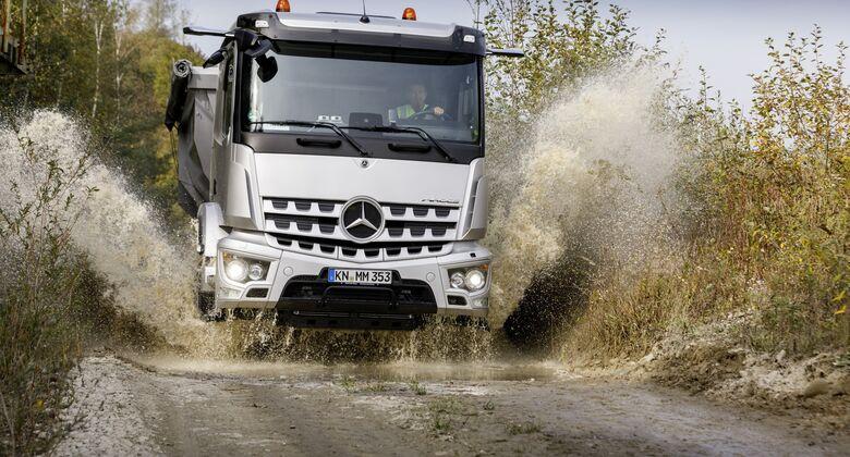Mercedes-Benz Arocs (2019)