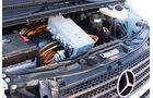 Mercedes-Benz, Vito, Motorraum