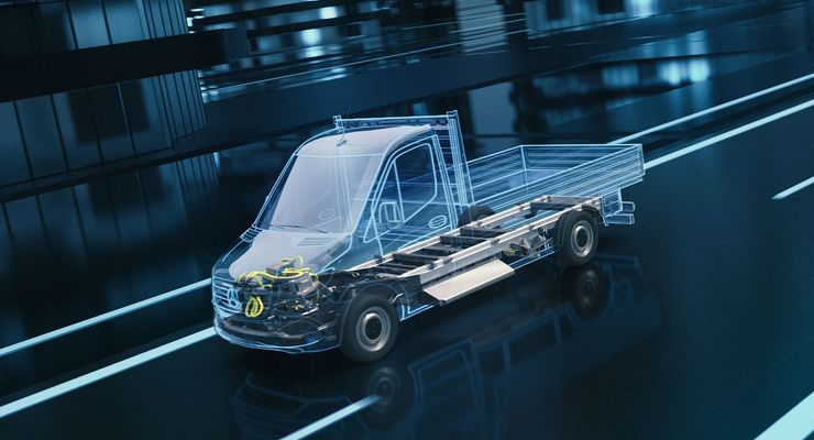 Mercedes-Benz eVito / eSprinter