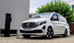 Mercedes EQV Elektro-Van